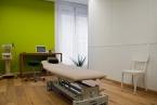 Salle de consultation en physiothérapie