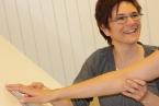 Céline Thuler, ergothérapeute responsable