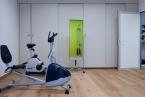 Salle d'exercice en physiothérapie
